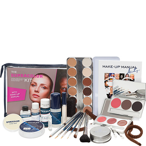 The Supracolor Kit Kryolan