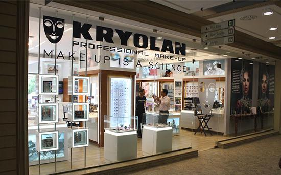 New Kryolan City Store in Chennai, India